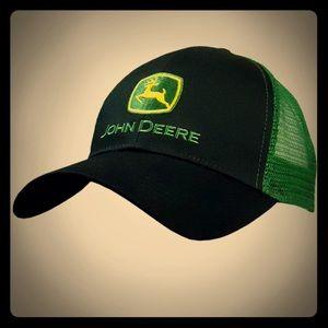 Men's John Deere Logo Cap